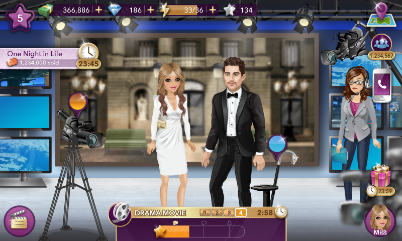 Hollywood Story Screenshot 5