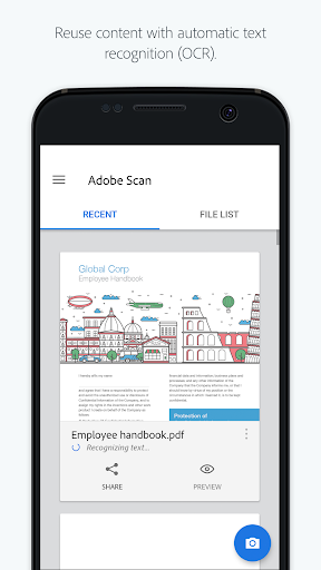 Adobe Scan For PC