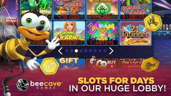 Bee Cave Blackjack Casino and Slots - Slots & Bingo Games