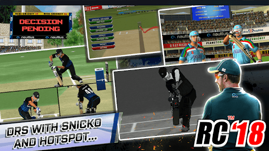 Real Cricket™ 18 Screenshot