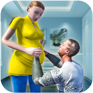 Virtual Pregnant Mom: Happy Family Fun For PC / Windows 7/8/10 / Mac – Free Download