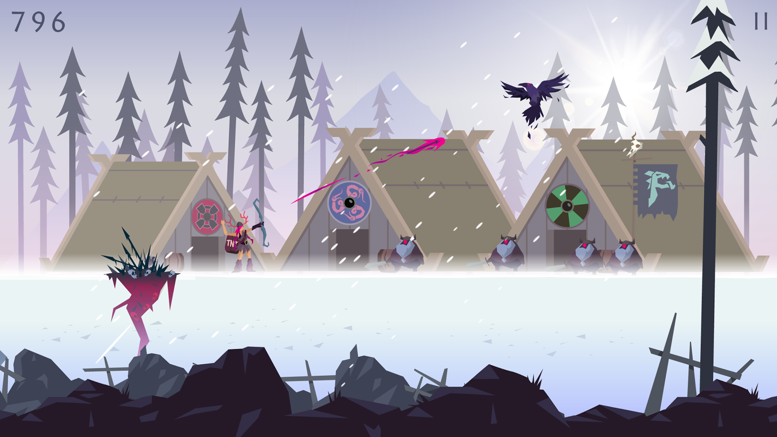 Vikings: an Archer's Journey Screenshot 4