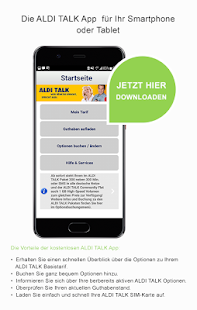 Download ALDI TALK APK for Android Kitkat