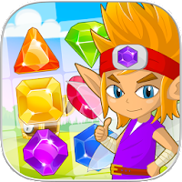 Diamond Jewels: Match 3 Puzzle For PC (Windows And Mac)