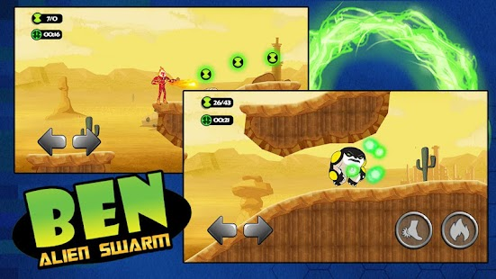 Ben Transfrom Alien Timer for pc