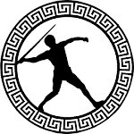 Javelin Throw Icon