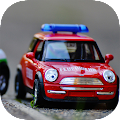 Game RC Police Car Driving 3D APK for Kindle