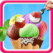 Download Ice Cream Maker Cooking Games APK to PC