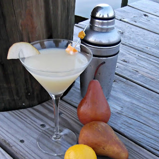 Pear Martini Recipes