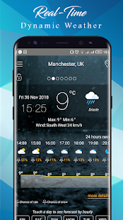 Weather today - Weather Forecast Apps 2019 for pc