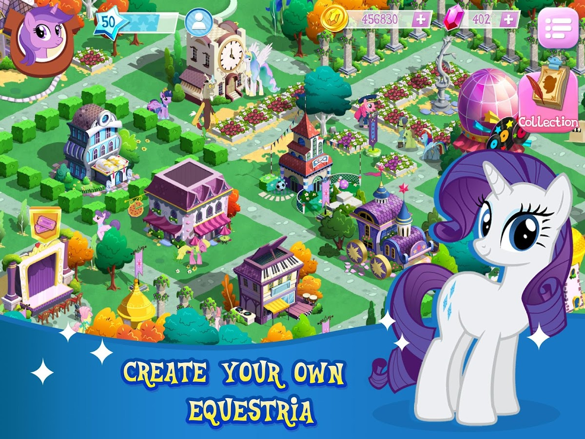 MY LITTLE PONY: Magic Princess Screenshot 5