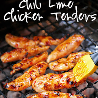 Chili Lime Chicken Tenders