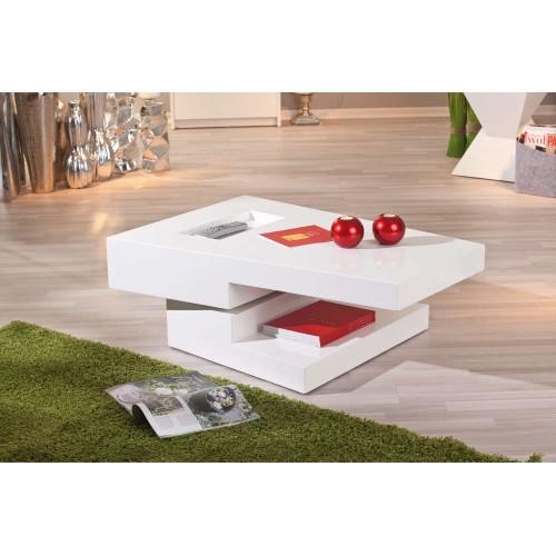 Acheter biblioth que industrielle factory bois - Table basse crozatier ...