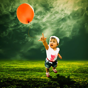 Reach Ur Dream by Zaky Maghfur - Babies & Children Children Candids