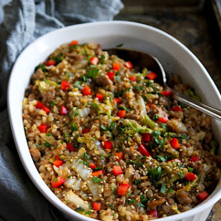 Ground Turkey And Vegetables Casserole Recipes
