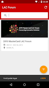 2015 MasterCard LAC Forum - screenshot