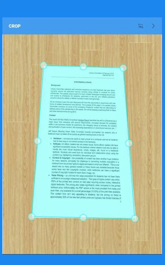 Doc Scanner pro : PDF Creator + OCR Screenshot 8