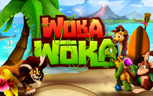 Marble Woka Woka - screenshot