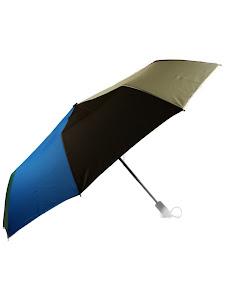 """Зонт """"Компакт M"""", 120см, коричневый"""