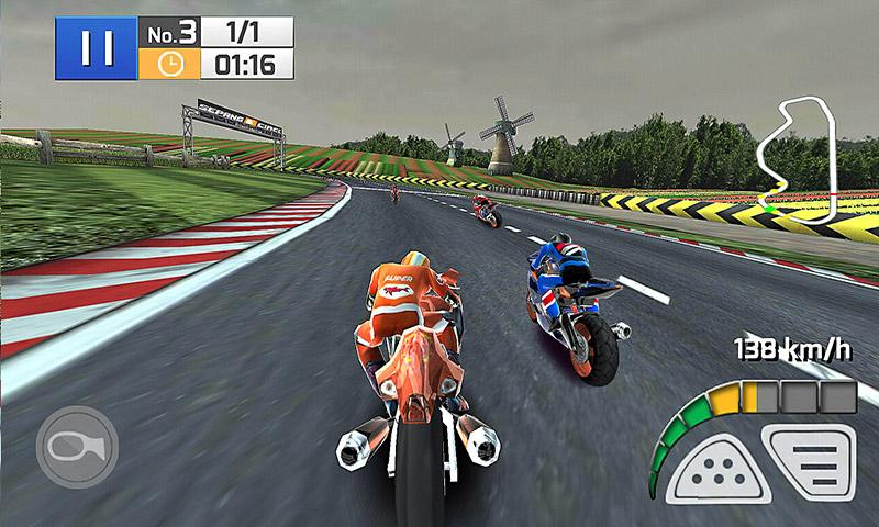 Real Bike Racing Screenshot 0