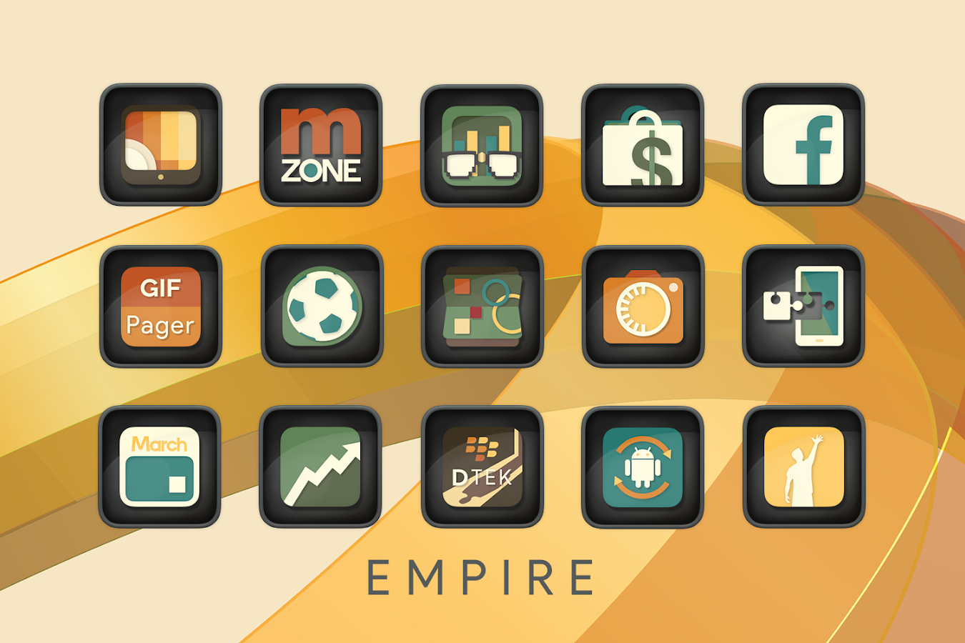 Empire Icon Pack Screenshot 13