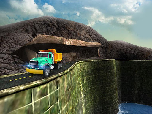 Hill Climb Truck Simulator - screenshot