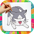 Download How to draw Cat and Dog APK on PC