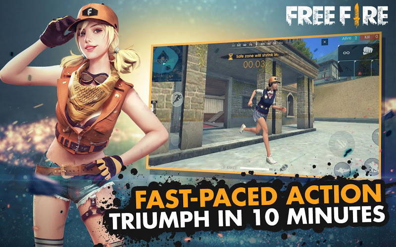 Garena Free Fire Screenshot 9