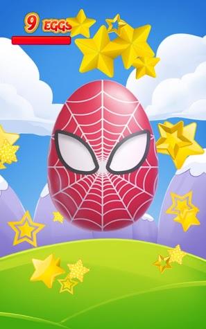 Wheel Of Surprise Eggs Game Screenshot