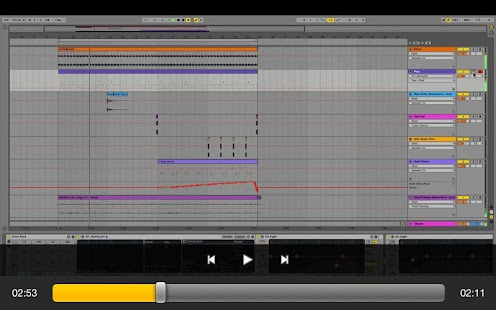 Techno Dance Music Course - screenshot