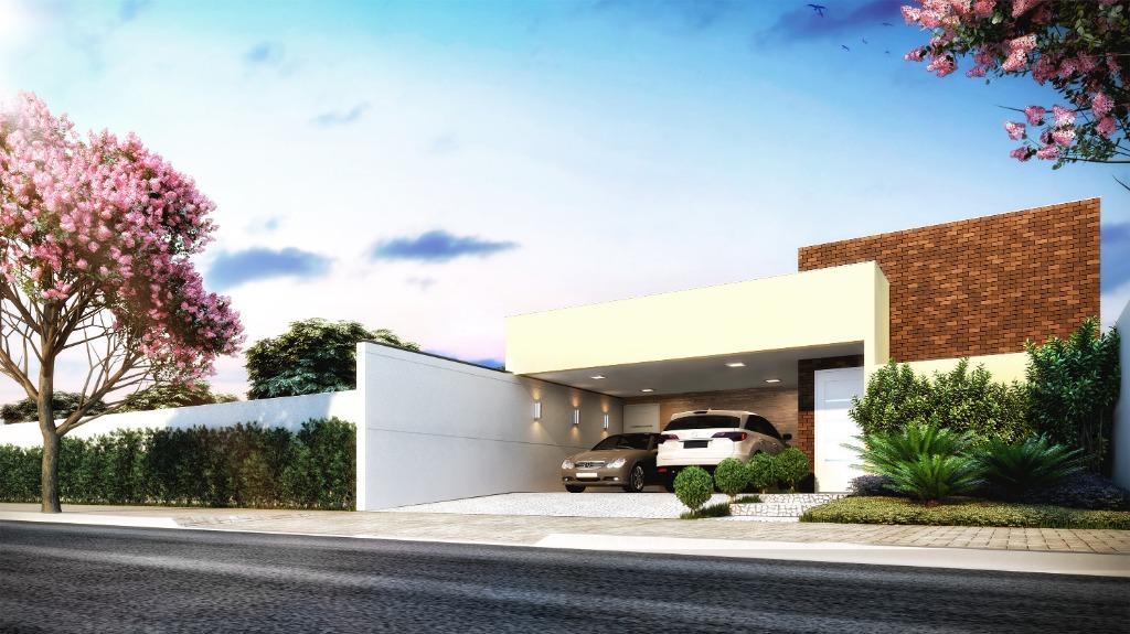 Casa à venda, 142 m² por R$ 750.000,00 - Nova Paulínia - Paulínia/SP