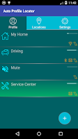 Screenshot of Auto Profile Locator Free