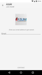 ASUM - screenshot
