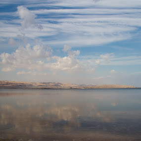 Dead Sea  by Eliran Daniel - Landscapes Beaches