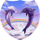 Download Jumping dolphins live wp APK on PC