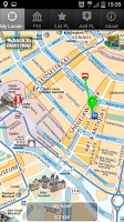 Screenshot of Amsterdam, The Map - Free