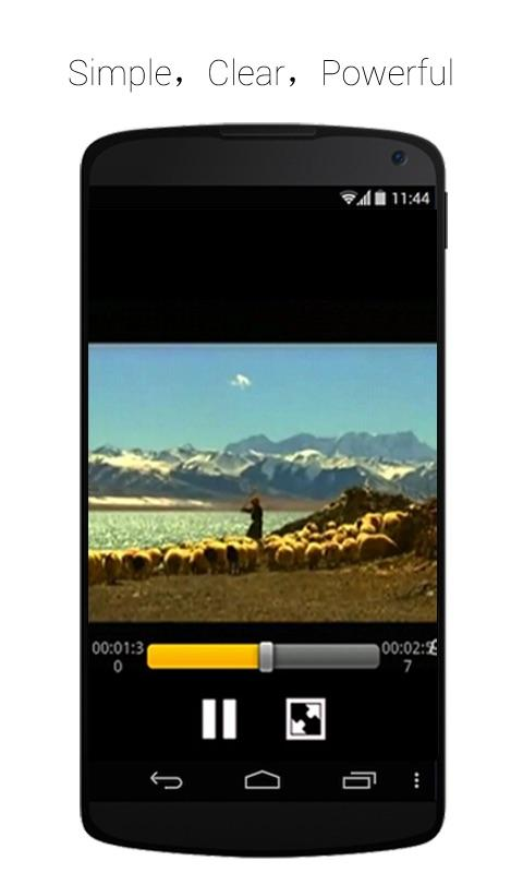 A8 Video Player Pro Screenshot 2