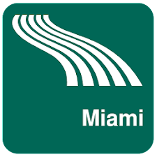 Miami Map offline