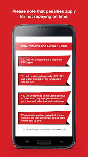 Fido Money Lending screenshot 6