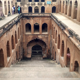 Bhul Bhuliya by Dharmendra  Singh - Buildings & Architecture Public & Historical ( historical, lucknow, heritage )