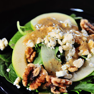 Salad With Apples And Walnuts Recipes