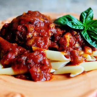 Chicken Thigh In Marinara Sauce Recipes