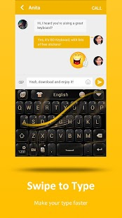 Download GO Keyboard - Emoji, Sticker APK for Android Kitkat