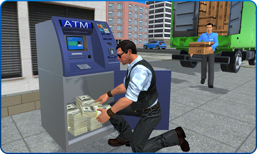 Bank Cash-in-transit Security Van Simulator 2018 for pc