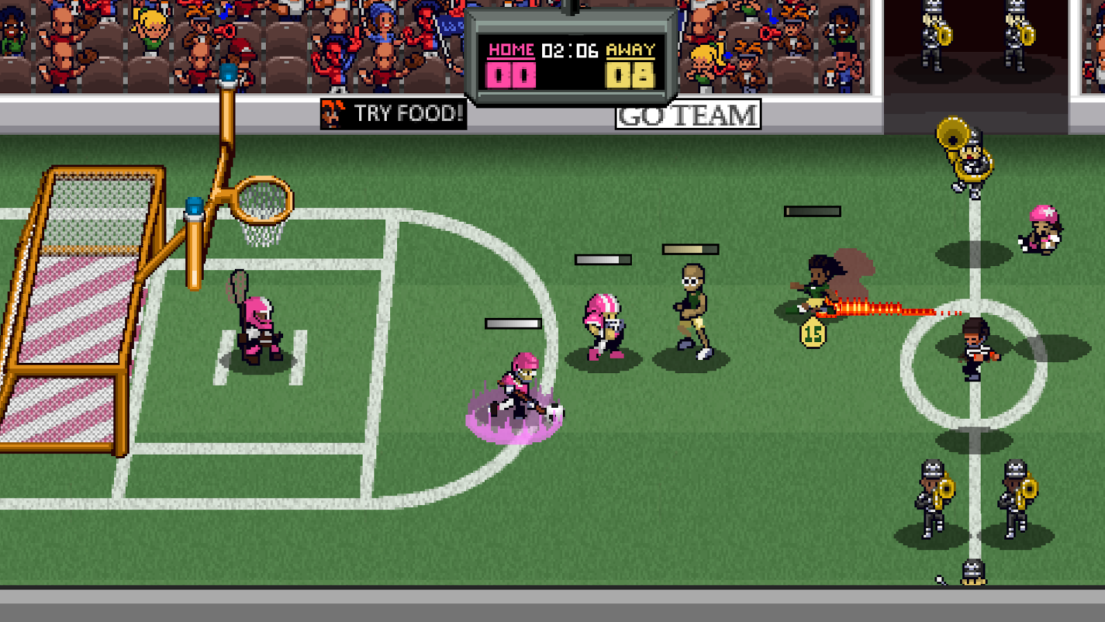 Super Slam Dunk Touchdown Screenshot 7