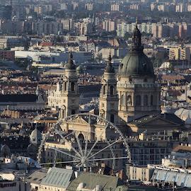 Budapest  by Hüseyin Denizoğlu - Buildings & Architecture Statues & Monuments ( city )