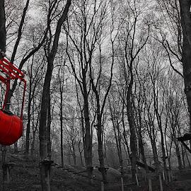 by Rhian Sampson - Digital Art Places