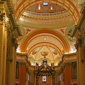 Mary, Queen of the World Cathedral by Wilson Beckett - Buildings & Architecture Places of Worship (  )