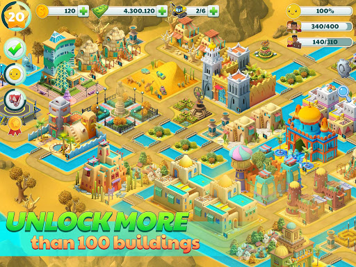 Town City - Village Building Sim Paradise Game 4 U screenshot 9