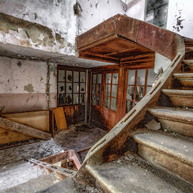 Pity by Bojan Bilas - Buildings & Architecture Decaying & Abandoned